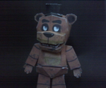 My papercrafts fnaf 1,2,3... GIF !!! by paperfreddy