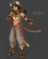 Rivalry Series - Talim Experiment 1 by Konos-P
