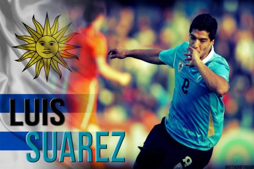 Suarez 2 by AttackoftheKop