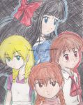 RPG- The Four Heroines by sorayume-kyou