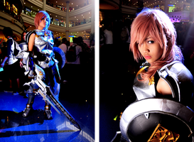 Final Fantasy XIII-2: I Begin My Life Anew by JoviClaire