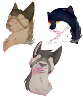 .:Headsss:. by Lpssparkle123
