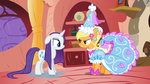FrouFrou Glittery Lacey Outfit by ShelltoonTV