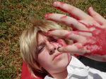 Their Blood on my Hands by Selenic-Soul-Girl