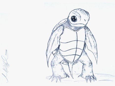 007 Squirtle by mikehulyk