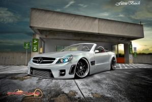 Mercedez  SL63 by flaviobauck