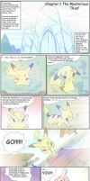 PMD Rescue Team Lawless Chapter- 1 by DrawerElma
