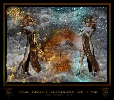 Tale about Guardians of Time by Xantipa2-2D3DPhotoM