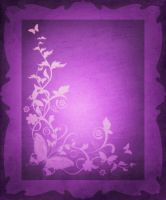 Purple Frame by Zankruti-Murray