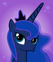 Luna Duckface by mini-deus