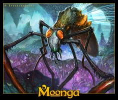 Giant Mosquito by Tsabo6