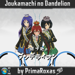 Joukamachi no Dandelion Anime Icon by PrimaRoxas