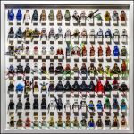 Lego Star Wars Minifig display No. 05 by Artamir78