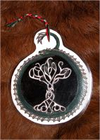 Yggdrasil Bookmark by Sturmvoqel