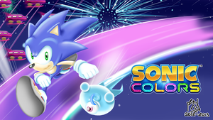 Sonic Colors- Starlight Carnival Wallpaper by RGXSuperSonic