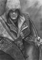 Assassin's Creed II - Ezio by Orionca