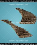 Stone Stairs 001 - Premium Content by zememz