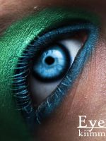 Colourful eye4 by Tamile