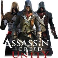 Assassin Creed 5- Unity ICON by RajivCR7