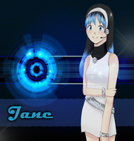 Jane Wallpaper by xX-ArtBloqued-Xx