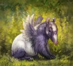 Tapirus and his ready to wiggle ears by sans-art