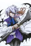 Pandora Hearts : Xerxes Break by Sanarar71