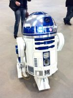 Real Life R2-D2 by ScaityVengeance