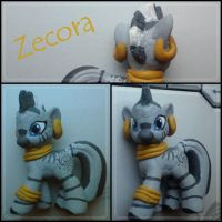 Zecora custom pony by xNIR0x