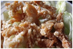 Chinese Fried Chicken by DysfunctionalKid