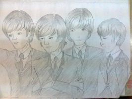 Beatles by lame-chan