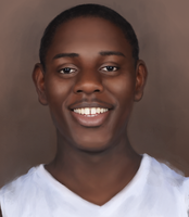 Jrue Holiday Portrait by CoreyGallagher