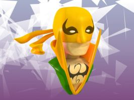 Iron Fist or Bust by vikung-fu