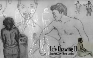 Life Drawing II by AnimadversioN