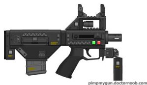 Mk. 3 PDW-R by dronner66