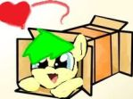 stormbadger in a box :3 by blackflames12