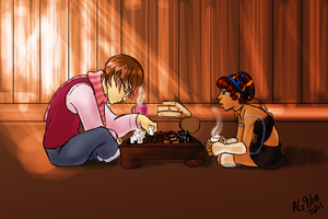 Chess by trickstersGambit