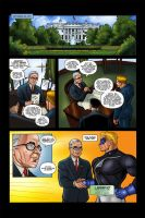 Majestic XII pg 3 with letters by MAJESTIC-XII-COMIC