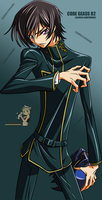 Lelouch Unmask Vector by sonic12399