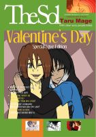 MagDump- The Sol: Valentines Day Issue by WolfShadowYuma