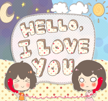 Hello, I love you by Purikko
