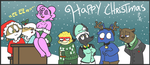 Merry Chrismtas from the FFC guys! by El-Zorrito