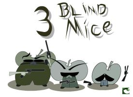 Villain Series: 3 Blind Mice by Keaneye
