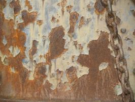 Railroad Rust by Irie-Stock