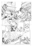 x-force marvel samples 01 by Fpeniche