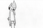 Mordecai with Fanny Pack by JGQuintel