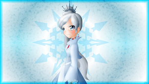 Another Weiss Fanart That's Taking Up Inbox Space. by PrettyWitchDoremi