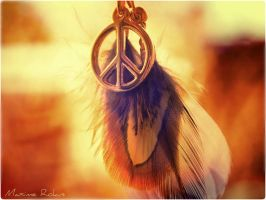 PEACE by maximerokus