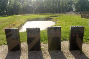 Four Gravestones by Daemare