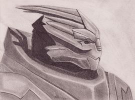 Garrus from Mass Effect by Road-to-ParadiseCity