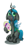 Chrysalis Sticker Design by hirurux